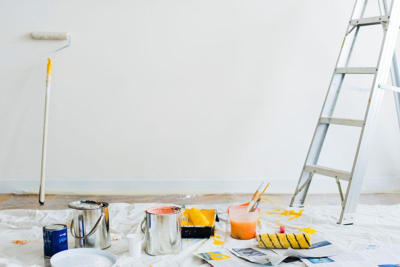 Malowanie wnętrz