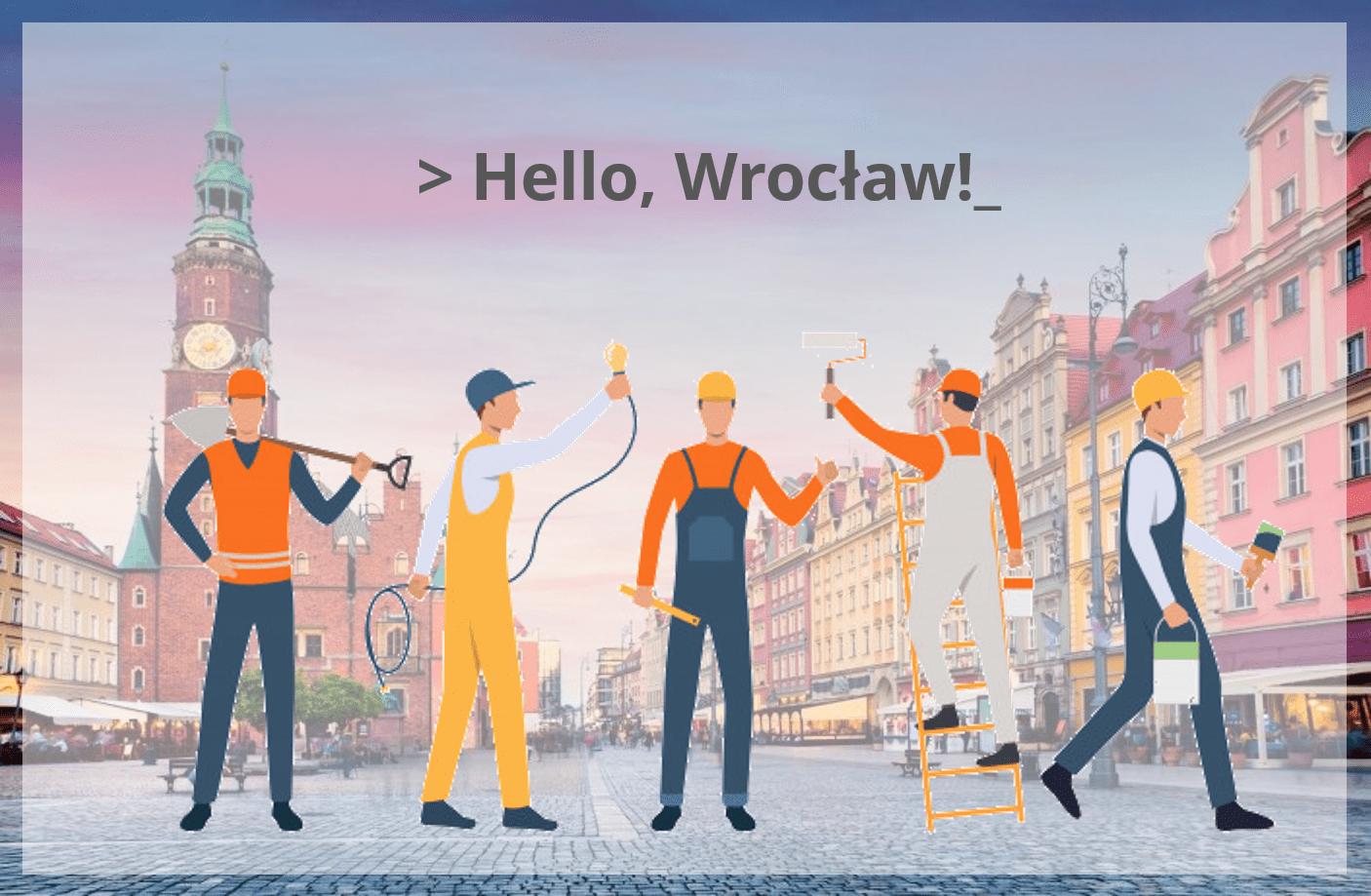 Fachowcy Wrocław